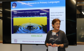 Research and the future of primary languages